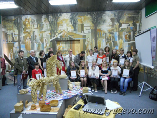 Молодые дарования. Фото победителей.