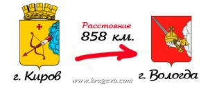 Kirov_Vologda_Киров - Вологда