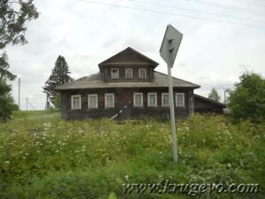 dom01_Деревянный дом. Вологодская область.
