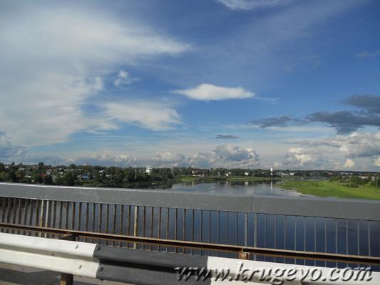 totma_Вид на город Тотьма