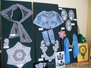 Выставка кружевных работ7
