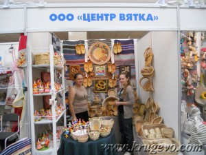 Российский лён 2012_Дымковская игрушка