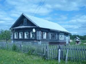 дом в Острецова