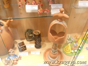 Художественная керамика и гончарство