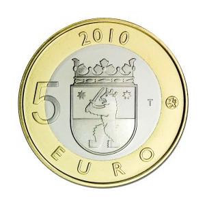 5 евро (передняя сторона)
