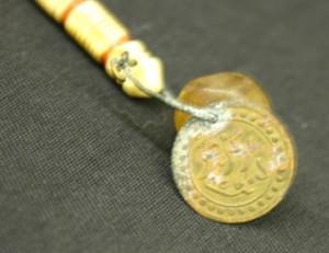 medalon_Медальон из бронзы
