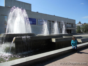 vologda_fontan_Вологда фонтан
