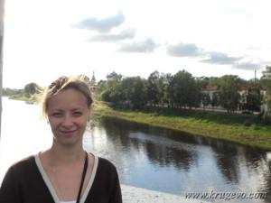 vologda_most_На Октябрьском мосту Вологда