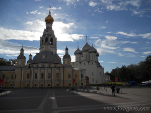 vologda_ploshad_Вологодский кремль