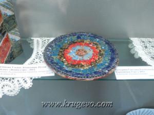 Keramicheskaya tarelka_Керамическая тарелка