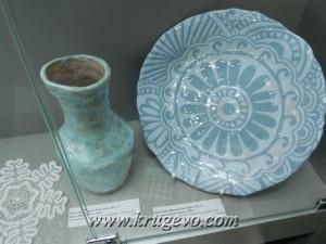 Keramicheskaya vaza_Керамическая ваза