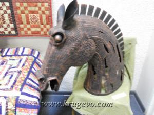 Metalicheskii kon_Металлический конь