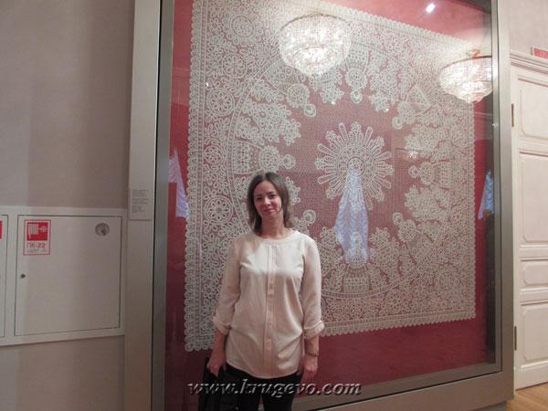 Экскурсия по залам музея