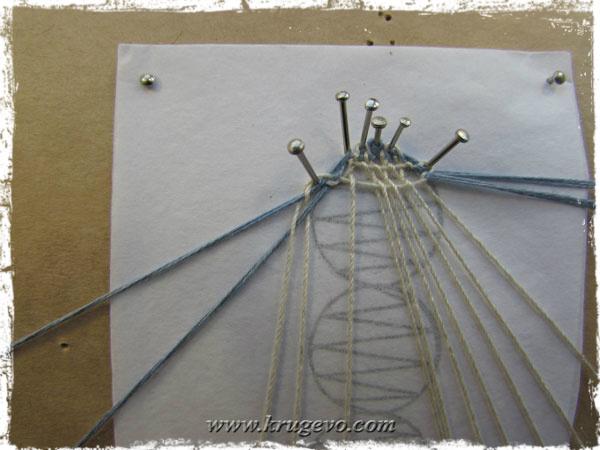 Плетём сетку