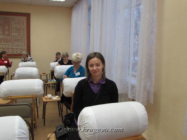 Плетение кружевного изделия в категории профессионал