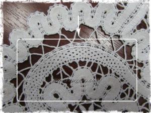 Интересный рисунок плетения
