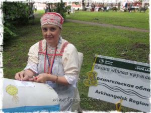 Участник из Архангельской области
