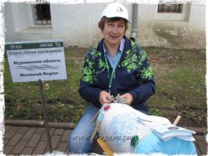 Участник из Мурманской области