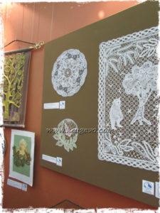 Выставка Кружево жизни