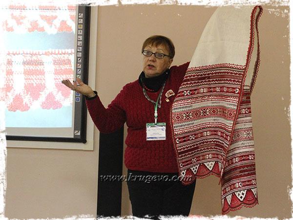 Творческая встреча с Пресновой Татьяной Николаевной. Фото 1