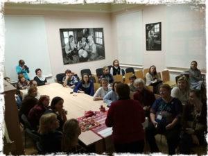 Творческая встреча с Пресновой Татьяной Николаевной. Фото 3